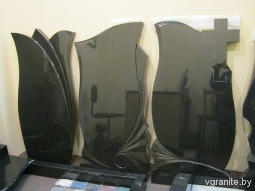 Купить одинарный памятник odin33 в Минске